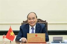 Presidentes vietnamita e indonesio elogian avances en relaciones bilaterales