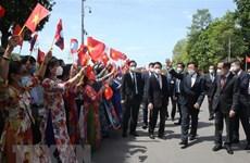 Laos y Vietnam disfrutan una amistad imperecedera, según prensa laosiana