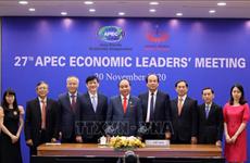 Vietnam reafirma responsabilidad para cooperación en APEC