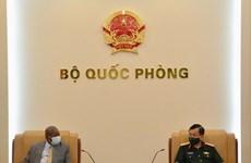 Fortalecen cooperación de defensa entre Vietnam y Mozambique