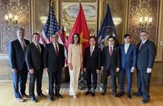 Empresas de estado estadounidense de Utah desean impulsar cooperación con Vietnam