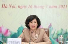 Fortalecen nexos entre Partido Comunista de Vietnam y Partido Socialdemócrata de Alemania