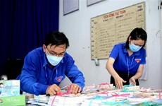 Efectúan programa para promover cultura lectora en zona de cuarentena en Vietnam