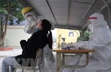 Vietnam registra nuevo máximo de casos diarios de COVID-19