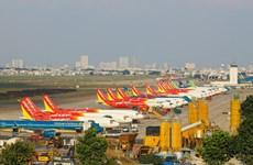 Suspenderán algunos vuelos domésticos desde y hacia localidades survietnamitas