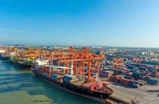 Aumenta volumen de mercancías despachadas por puertos marítimos de Vietnam