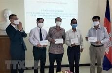 Vietnam continúa apoyo a connacionales afectados por COVID-19 en Camboya