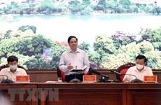 """Instan consolidar papel de Hanoi como """"Ciudad por la paz"""""""
