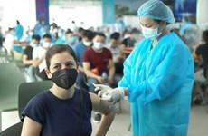 Hanoi lista para la campaña de vacunación contra el COVID-19