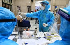 COVID-19: Vietnam supera los 60 mil contagios