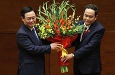 Vuong Dinh Hue elegido presidente de la Asamblea Nacional de Vietnam de XV legislatura