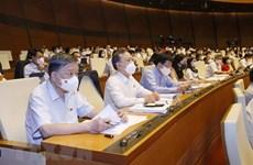 Asamblea Nacional de Vietnam, activa e innovadora en la elaboración de leyes