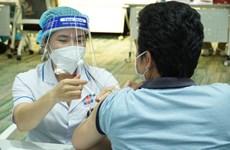 Ciudad Ho Chi Minh desplegará quinta fase de vacunación contra el COVID-19