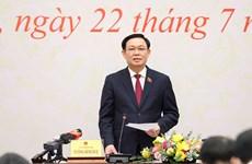 Proponen tareas clave para mejorar actividades del Parlamento vietnamita
