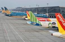 Reducen frecuencia de los vuelos Hanoi-Ciudad Ho Chi Minh