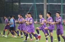Selección nacional de fútbol sub-23 de Vietnam ocupa el octavo lugar en Asia