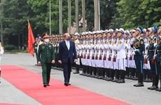 Reino Unido y Vietnam buscan fortalecer cooperación en defensa
