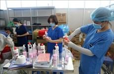Vietnam registra nuevo máximo de contagios diarios de COVID-19