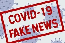 Refuerza Vietnam manejo de noticias falsas sobre el COVID-19