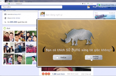 Película vietnamita llama a poner fin al uso de cuernos de rinoceronte