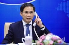 Comprometida Francia a suministrar vacunas lo más temprano posible a Vietnam