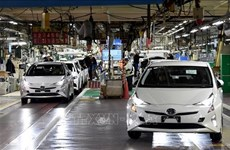 Toyota suspende todas sus plantas en Tailandia debido a la escasez de piezas