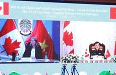 Vietnam y Canadá aprueban nuevo plan de cooperación en defensa