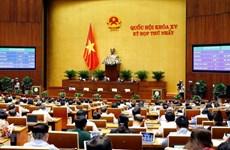 Prosiguen primer período de sesiones del Parlamento vietnamita