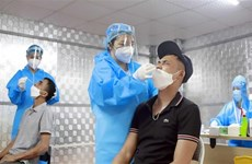 Vietnam cierra el sábado con tres mil 977 casos del COVID-19