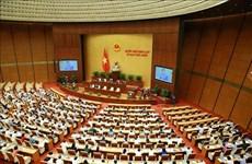 Legisladores de Vietnam debaten plan quinquenal de inversión pública