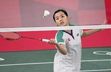 Bádminton vietnamita abrió Juegos Olímpicos con una contundente victoria