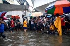 Filipinas evacua a miles de personas por inundaciones