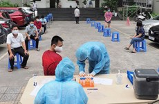 Reporta Vietnam tres mil 552 casos nuevos de COVID-19