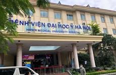 Instalarán en Hanoi centro de cuidados intensivos de respuesta a COVID-19