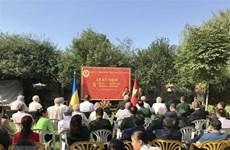 Asociación de Veteranos Vietnamitas en Ucrania celebra quinto aniversario de fundación