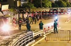 Ciudad Ho Chi Minh restringe circulación de personas a partir de las 18:00 horas