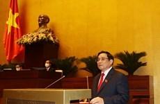 Proponen estructura del nuevo gabinete de Vietnam con 27 miembros