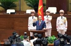 Felicitan Laos y China a reelegidos dirigentes vietnamitas