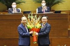Nguyen Xuan Phuc reelegido Presidente de Vietnam
