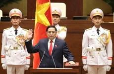 Pham Minh Chinh reelegido Primer Ministro de Vietnam