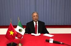 Destaca dirigente partidista mexicano logros de Vietnam en camino al socialismo