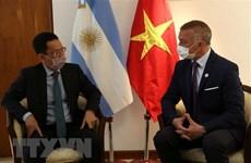 Vietnam y provincia argentina fortalecen relaciones