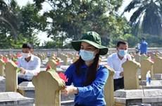 Honran a cientos de mártires de Vietnam con certificados de Mérito de la Patria