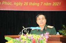 Equipo vietnamita de artillería partirá a los Juegos Militares Internacionales 2021