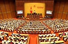 Parlamento de Vietnam discute importantes programas nacionales