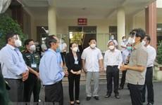 Exigen a provincia vietnamita de Long An fortalecer prevención de COVID-19