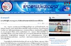Resalta prensa laosiana nexos de amistad y solidaridad especial entre Vietnam y Laos