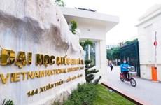 Universidad Nacional de Hanoi, mejor institución de educación superior de Vietnam