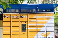 Correo de Vietnam pone a prueba el servicio de entrega sin contacto
