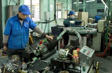 En alza producción industrial de provincia vietnamita de Binh Phuoc entre enero y julio